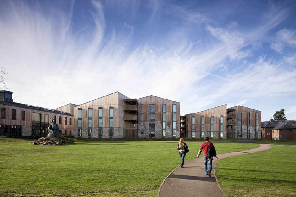 Student Village / Hawkins Brown
