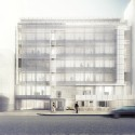 VINCI Partners International Headquarters / Richard Meier & Partners © Richard Meier & Partners