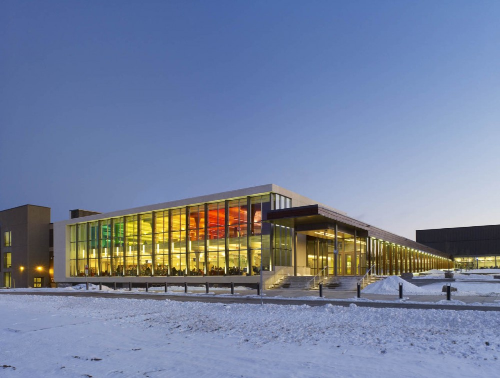 Mohawk College / Zeidler Partnership Architectschitects