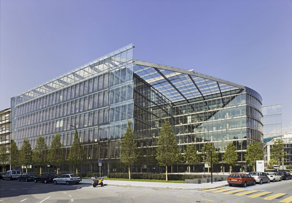 Flashback: Merck Sereno Headquarters / Murphy/Jahn