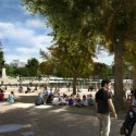 Winners announced for the National Mall Redesign Competition (1) Gustafson Guthrie Nichol & Davis Brody Bond Via the Trust for the National Mall
