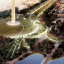 Winners announced for the National Mall Redesign Competition (2) OLIN & Weiss / Manfredi Via the Trust for the National Mall
