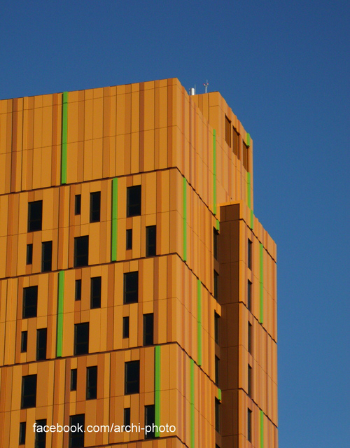 In Progress: MassArt Student Residence Hall / ADD Inc