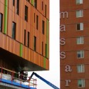 In Progress: MassArt Student Residence Hall / ADD Inc. (5) © Paul Clemence