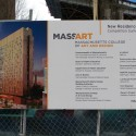 In Progress: MassArt Student Residence Hall / ADD Inc. (1) © Paul Clemence