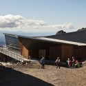 Knoll Ridge Cafe / Harris Butt Architecture (4) © Simon Devitt