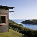 Owhanake Bay House / Strachan Group Architects (2) © Patrick Reynolds