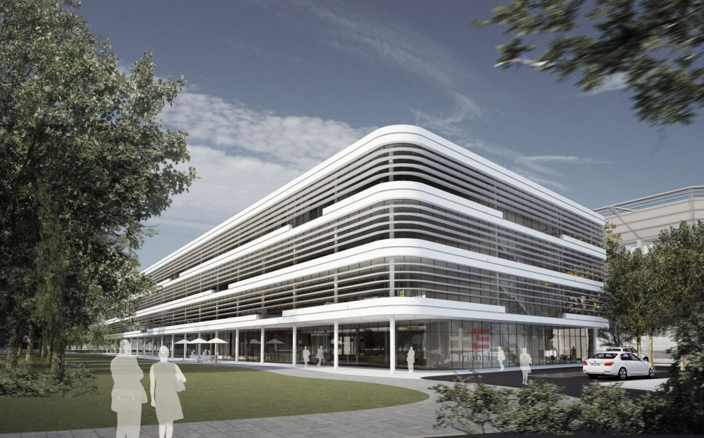 Trianel GmbH Corporate Centre / gmp Architekten