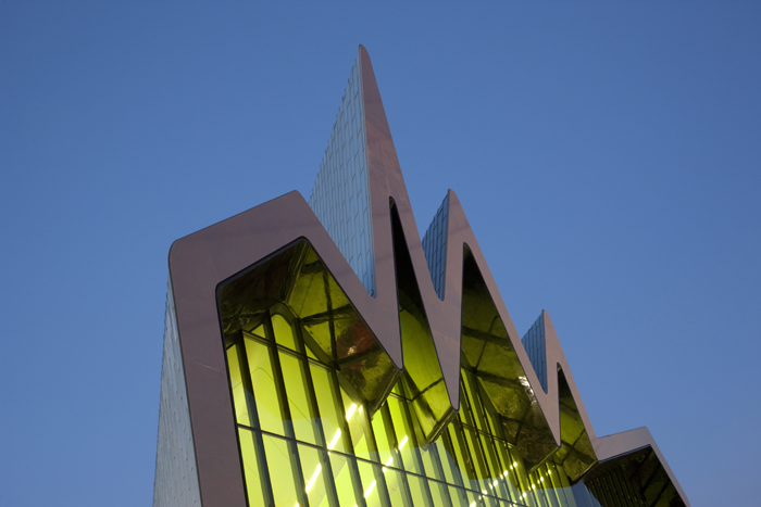 Riverside Museum Wins European Museum Academy Micheletti Award 2012 / Zaha Hadid Architects