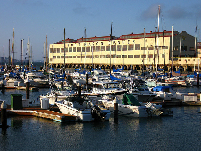 Top Architects invited to reimagine San Francisco's Fort Mason Center