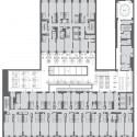 2 ª planta plan de plan de segundo piso
