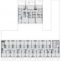 7 ª planta, plan de plan de 7 º piso