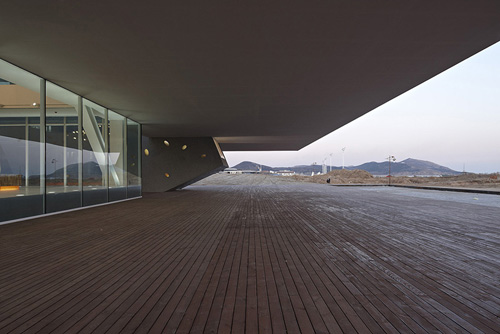 Huludao Beach Exhibit Center / META – Project