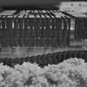 Tsinghua Law Library Building Proposal (8) model 01