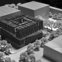 Tsinghua Law Library Building Proposal (11) model 04