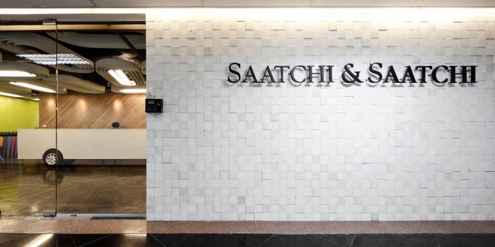 Rebirth of Saatchi & Saatchi Thailand / Supermachine Studio