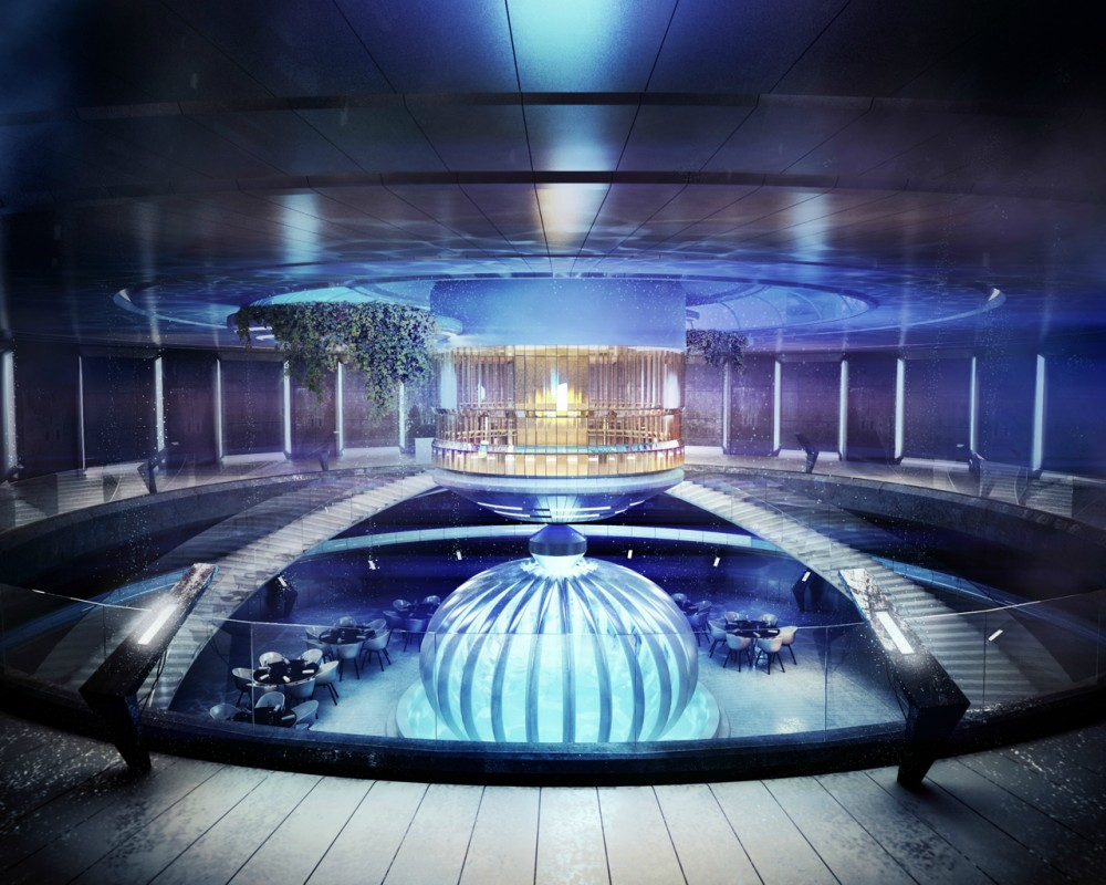 Underwater Hotel planned for Dubai
