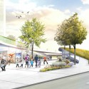 National Mall Winning Design Proposal for Sylvan Theater / Weiss/Manfredi + OLIN  (2) Monument Plaza - Courtesy of Weiss/Manfredi + OLIN