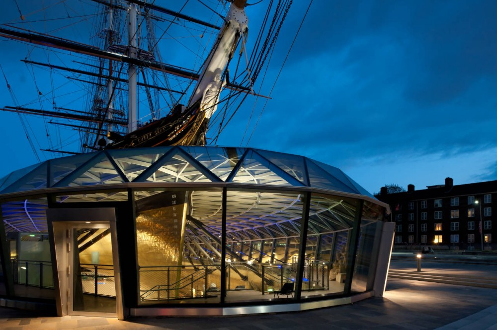 Cutty Sark / Grimshaw