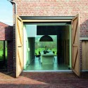 "Wienerberger Brick Award 2012 and ""Brick'12"" Book (3) single family house - © Bieke Claessens"