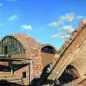 """Wienerberger Premio de ladrillo de 2012 y """"Brick'12"""" Libro (2) solución especial con el ladrillo - © Peter Rich"""