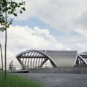 Arganzuela Footbridge / Dominique Perrault Architecture (5) © Georges Fessy / DPA / Adagp