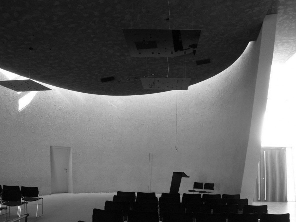 The Chapel of Rest in Graz / HOFRICHTER-RITTER Architects