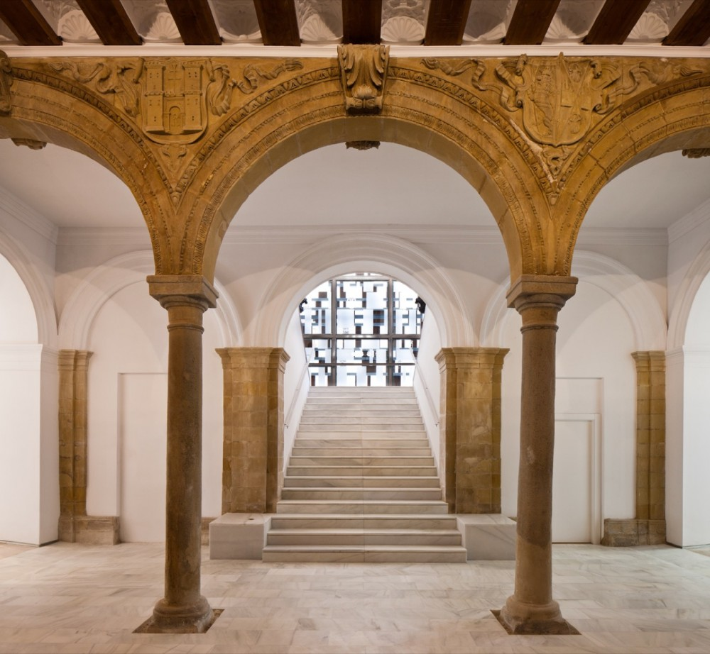 Renovation of the Baeza Town Hall / Viar Estudio Arquitectura