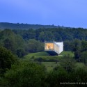 House at Tanglewood / Schwartz/Silver Architects (2) Photo © Alan Karchmer/Sandra Benedum