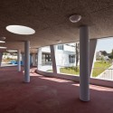 Rafael Bordalo Pinheiro Secondary School / Sousa Santos Architects (10)  Joo Morgado