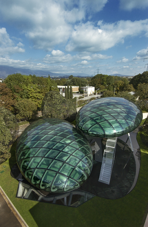 "Nardini Grappa Distillery ""Bolle"" / Massimiliano and Doriana Fuksas"