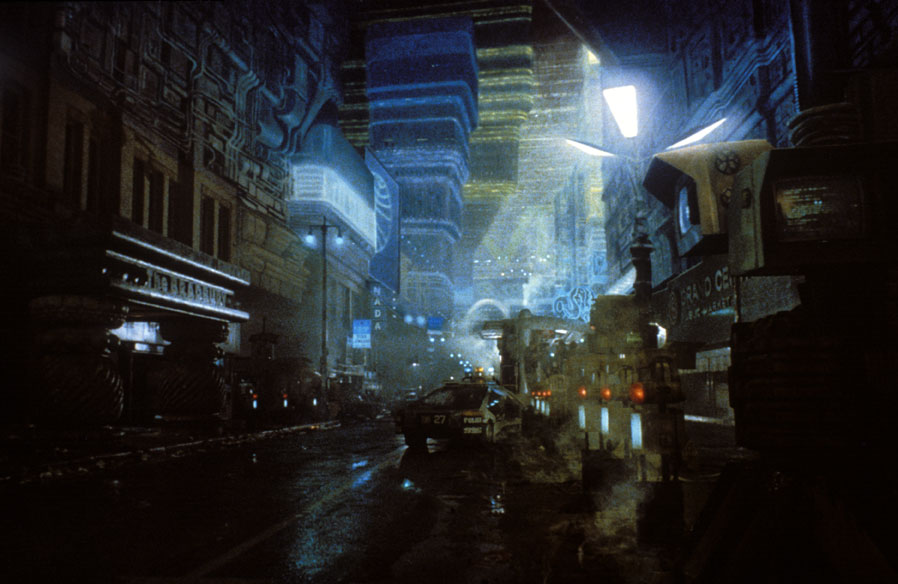 "Films & Architecture: ""Blade Runner"""