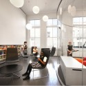 Hamilton Grange Teen Center / Rice+Lipka Architects  (7) © Rice+Lipka Architects