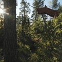 Forest Stair in Stokke / Saunders Architecture (7) © Bent René Synnevåg