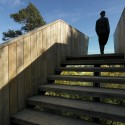 Forest Stair in Stokke / Saunders Architecture (5) © Bent René Synnevåg