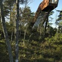 Forest Stair in Stokke / Saunders Architecture (4) © Bent René Synnevåg