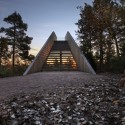 Forest Stair in Stokke / Saunders Architecture (1) © Bent René Synnevåg