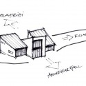 VillaLóla / ARKÍS architects (21) sketch