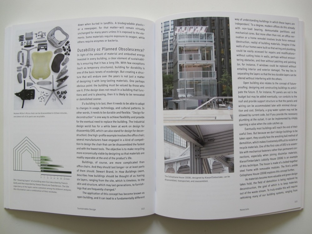 Sustainable Design: A Critical Guide / David Bergman