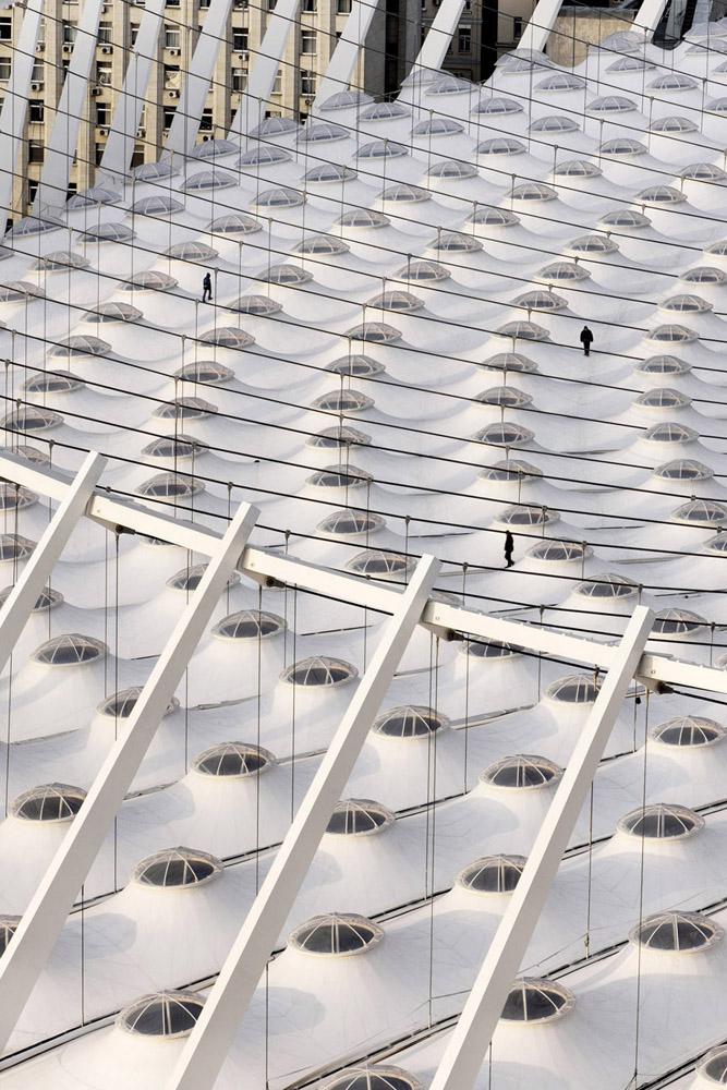 Kiev Olympic Stadium / GMP Architekten © Marcus Bredt