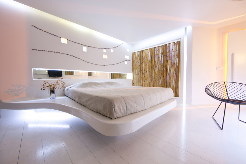 Andronikos Hotel Interiors / Klab Architecture