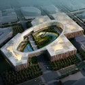 Baidu Science and Technology Campus (1) Courtesy of ZNA Architects
