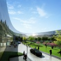 Baidu Science and Technology Campus (4) Courtesy of ZNA Architects