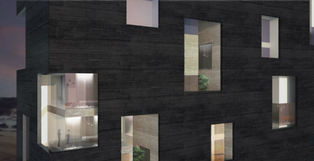 Downtown LA Hotel / XTEN Architecture