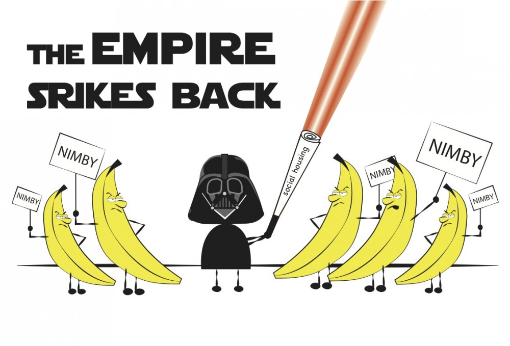 George Lucas' Development Woes: When NIMBY Goes BANANAs