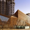 Cocoon / Mochen Architects & Engineers © Yao Li