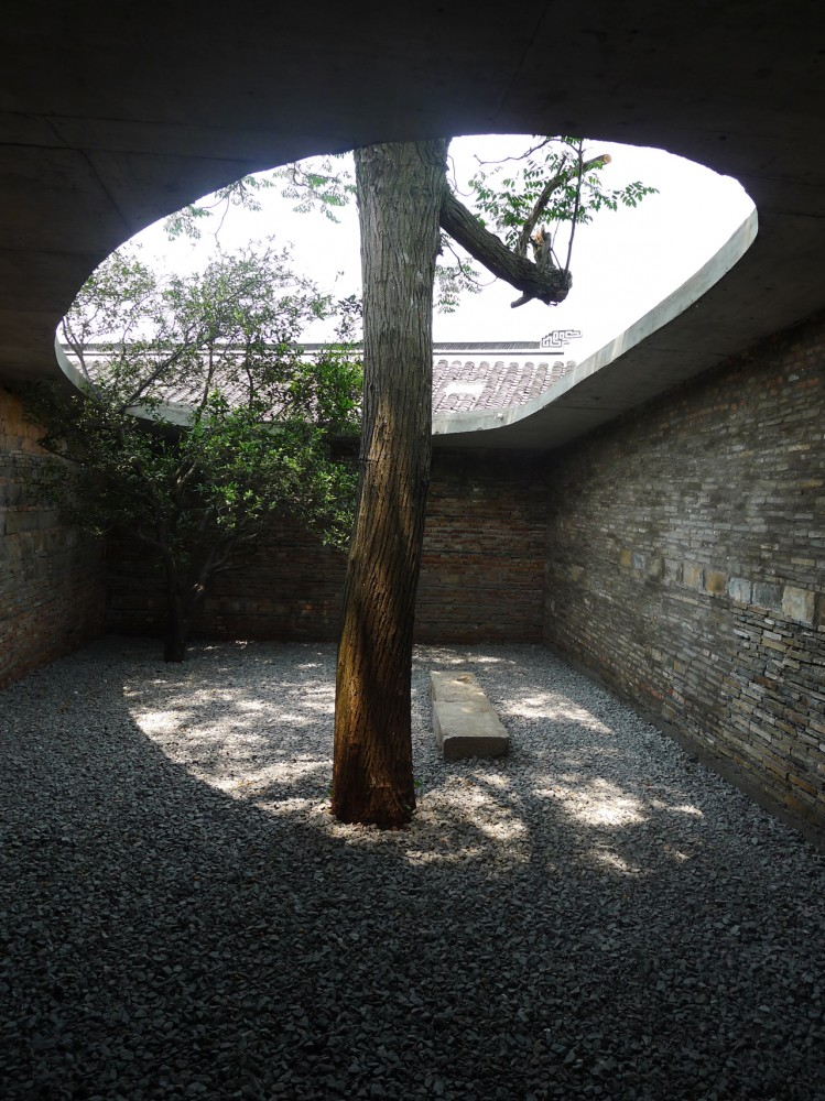 Twin Trees Pavilion / Atelier Archmixing