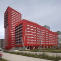 242 Social Housing Units in Salburúa / ACXT  (22) © Aitor Ortiz