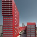 242 Social Housing Units in Salburúa / ACXT  (19) © Aitor Ortiz