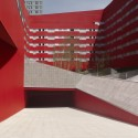 242 Social Housing Units in Salburúa / ACXT  (18) © Aitor Ortiz